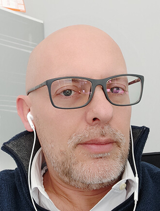Instructor Roberto Naretto