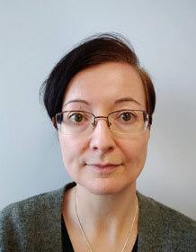 Country Manager Tanja Varvikko
